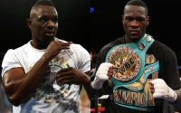 Dillian Whyte Deontay Wilder