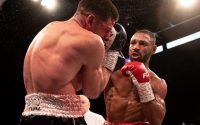 Kell Brook KOs Mark DeLuca