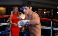 Ryan Garcia Media workout