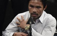 Manny Pacquiao Press conference