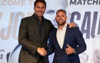 Eddie Hearn Billy Joe Saunders