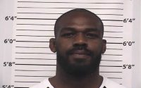 Jon Jones Arrest