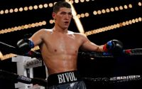 Dmitry Bivol WBA light heavyweight champ