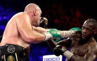 Tyson Fury Finishes Deontay Wilder