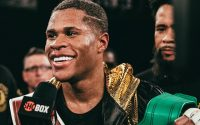 Devin Haney WBC lightweight champ