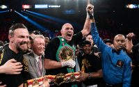 Tyson Fury WBC ,Lineal heavyweight champion