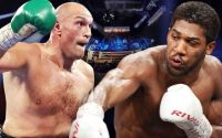 Tyson Fury Anthony Joshua