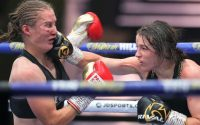 Delphine Persoon Katie Taylor