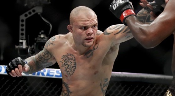 Anthony Smith UFC MMA