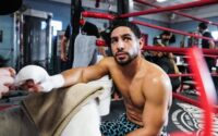 Danny Garcia In Media Day Work Out