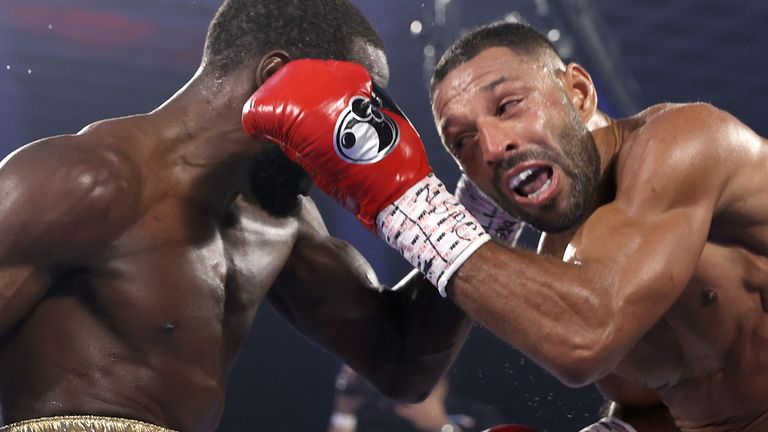Terence Crawford Vs Kell Brook