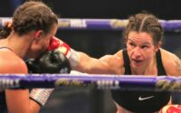 Terri Harper KOs Katharina Thanderz In Nine