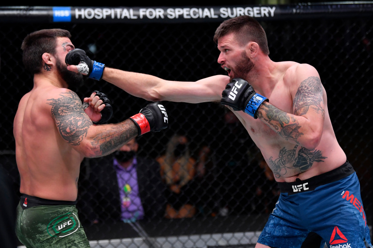 UFC 255 Mike Perry Tim Means Dopeclics-1
