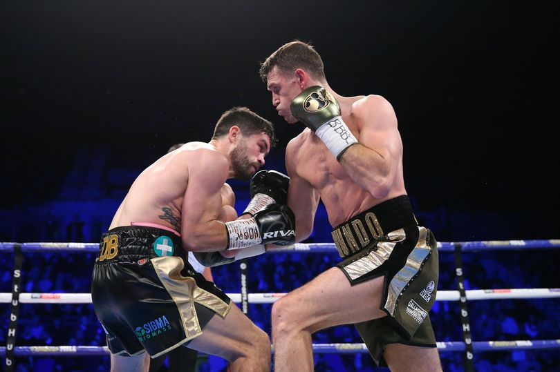 Callum Smith Defeats John Ryder WBC Super middleweight championship
