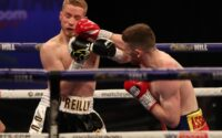 James Tennyson KOs Josh O'Reilly