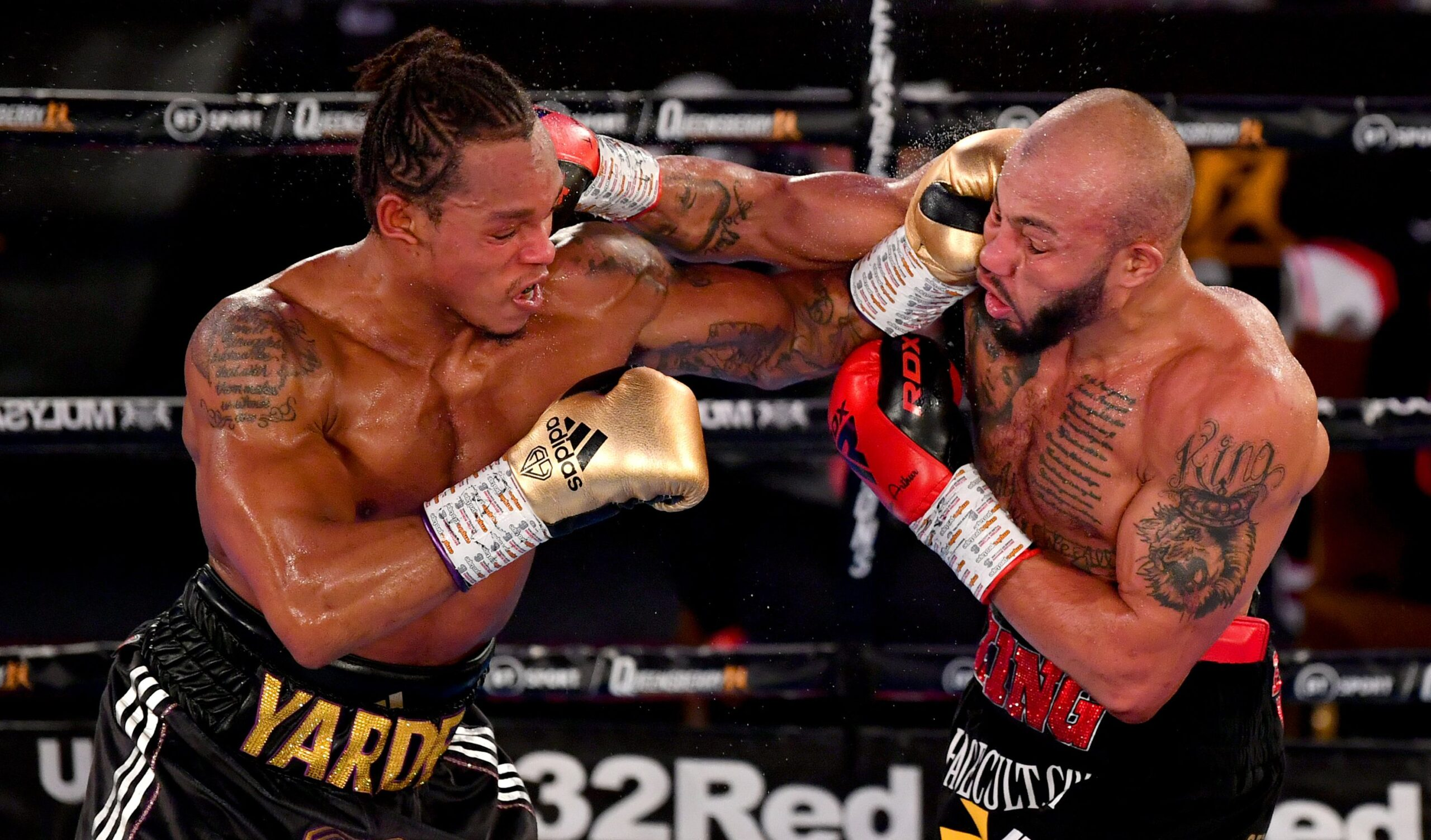 Dopeclics Lyndon Arthur Defeats Anthony Yarde 3