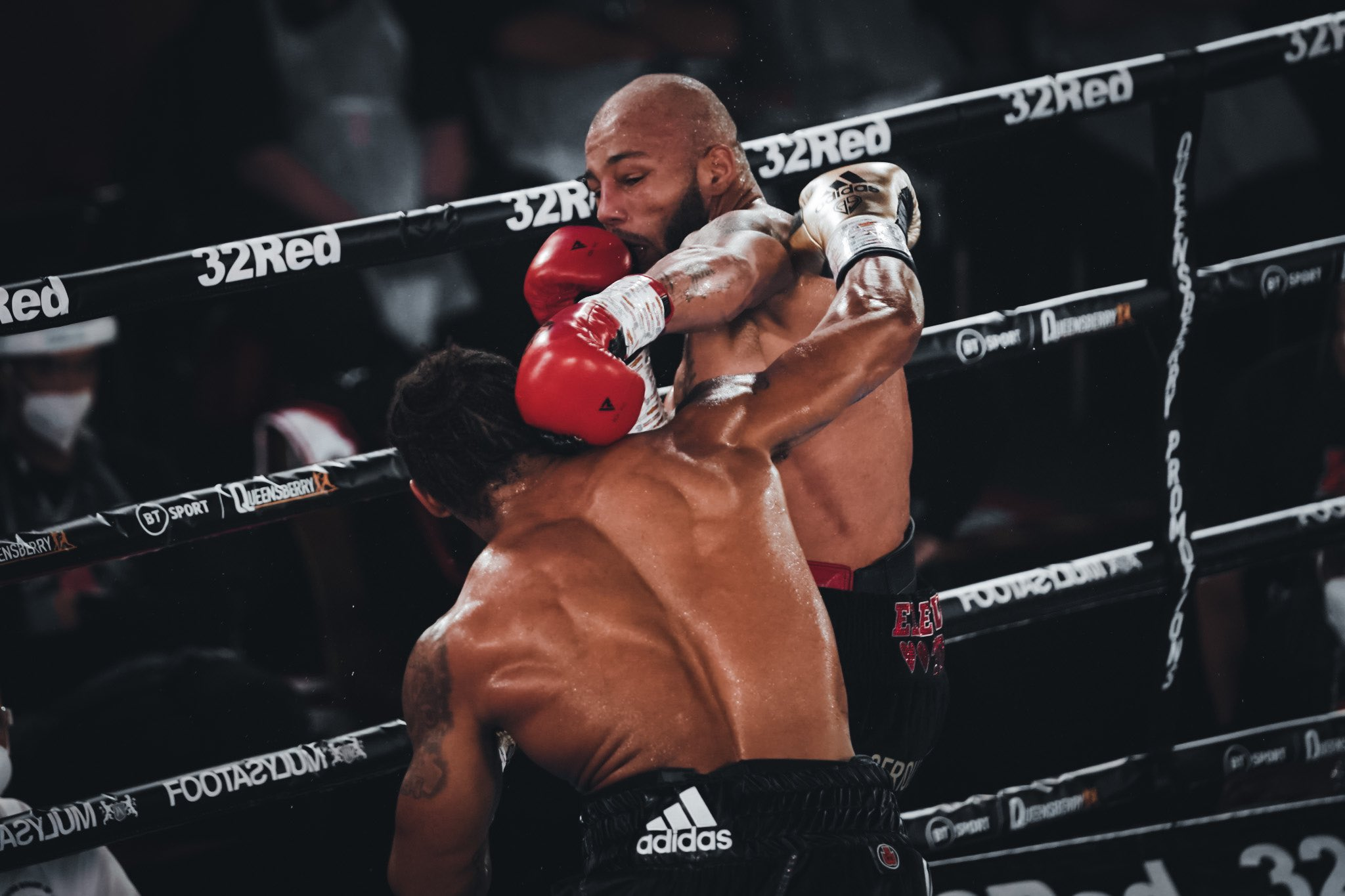 Dopeclics Anthony Yarde Lyndon Arthur 3