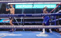 Sebastian Fundura Defeats Habib Ahmed