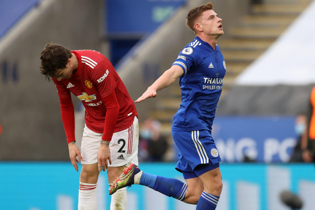 Leicester City Manchester United
