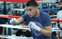 Vergil Ortiz Jr. Training
