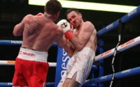 Canelo Alvarez Bloodied Callum Smith