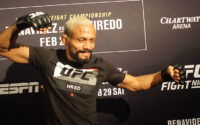 Deiveson Figueiredo After Benavidez Win