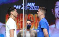 Ryan Garcia Luke Campbell Weigh In