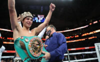 Ryan Garcia Defeats Luke Campbell wins WBC Interim lightweight title