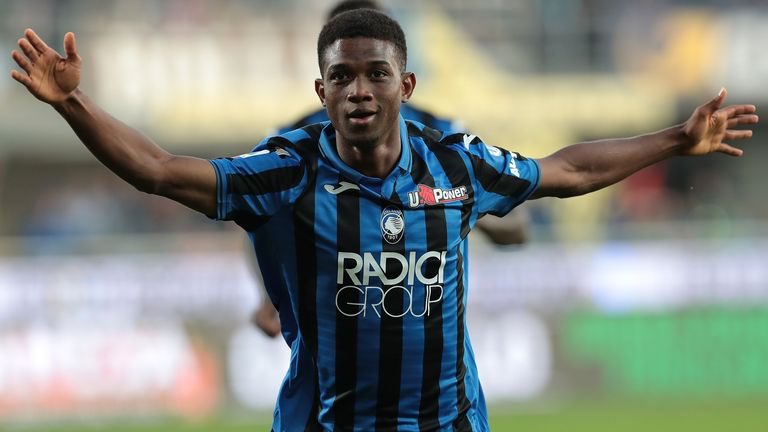Amad Diallo Traore Inter Milan To Manchester United
