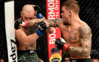 Dustin Poirier Tags Conor McGregor UFC 257