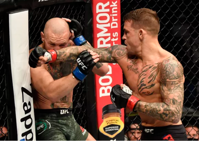 UFC 257 Video Highlights – Dustin Poirier Vs Conor McGregor Rematch – DopeClics