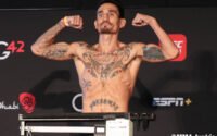 Max Holloway, UFC On ABC 1 2021