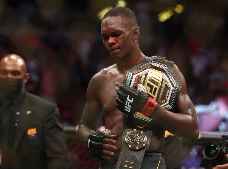 Ufc263 Isreal Adesanya retains middleweight title after Marvin Vettori Rematch win