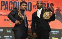Manny Pacquiao Yordenis Ugas Face Off
