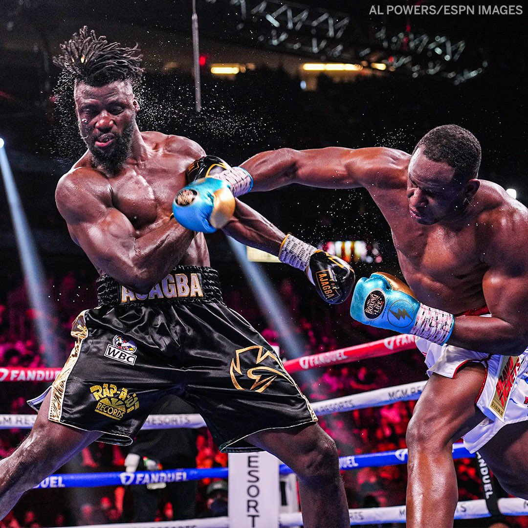 Frank Sanchez Hands Efe Ajagba First Professional Career Loss