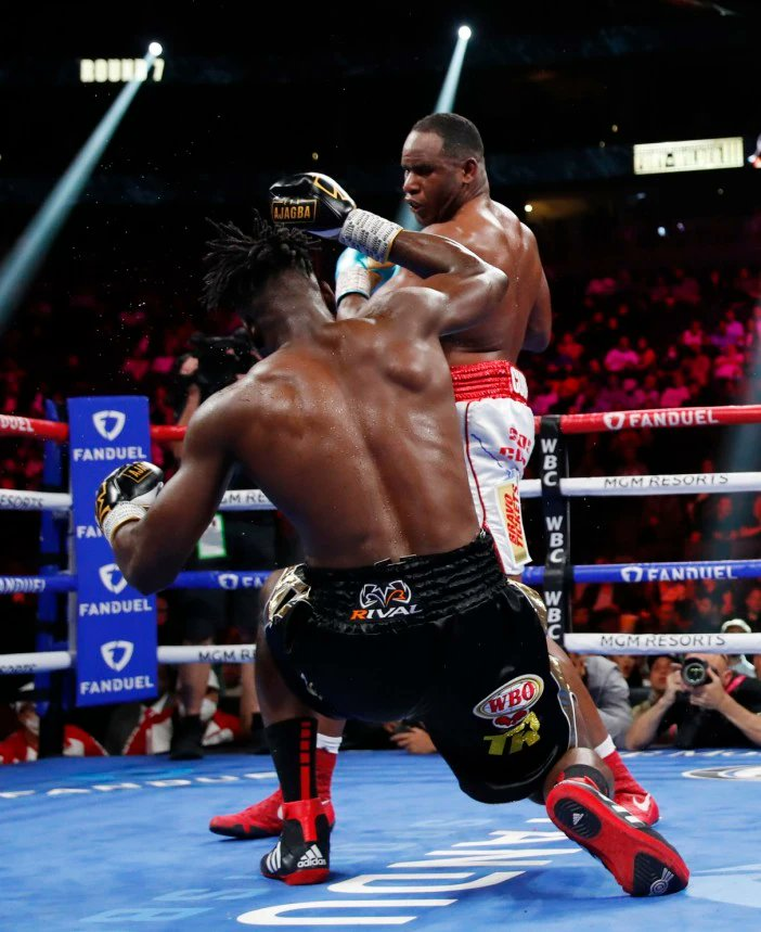 Frank Sanchez Hands Efe Ajagba First Professional Career Loss photo 3
