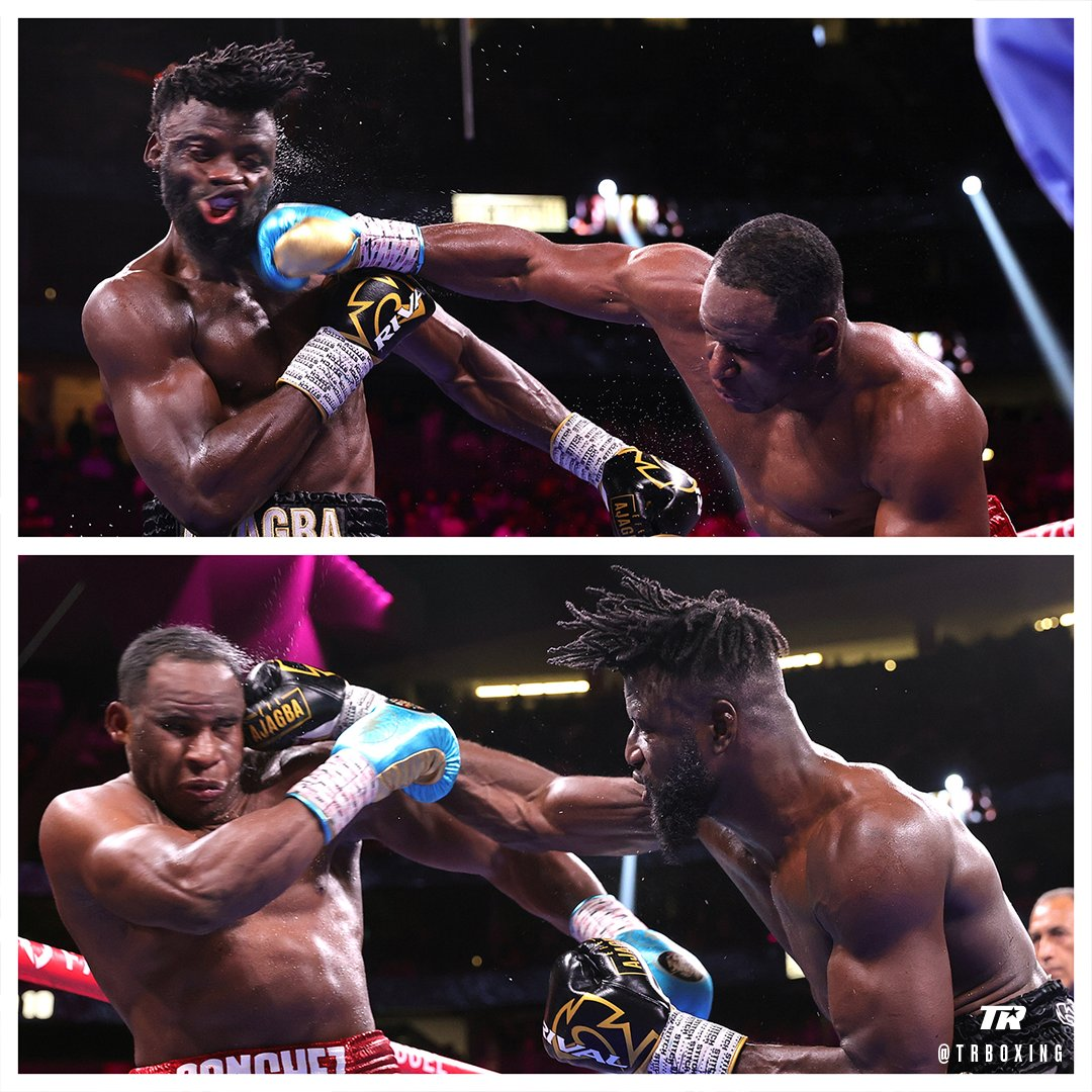 Frank Sanchez Hands Efe Ajagba First Professional Career Loss photo 1