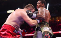 Jared Anderson Batters And Stops Wladimir Tereshkin In Two Rounds