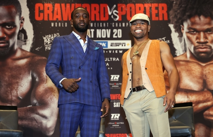 Terence Crawford Shawn Porter